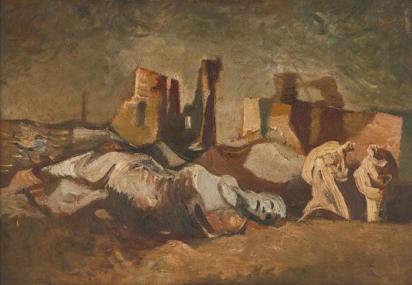 Vincent Hložník - Mŕtva