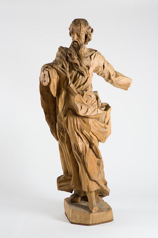 Slovenský rezbár z 2. polovice 18. storočia – Sv. Pavol