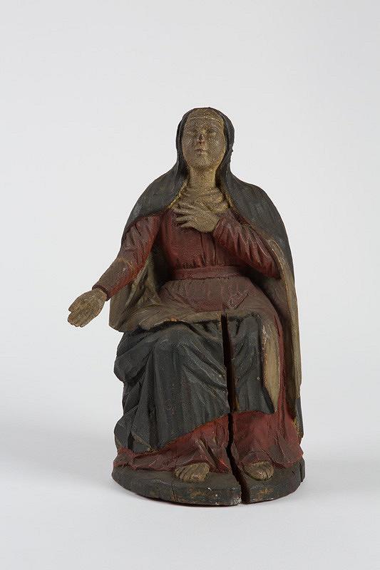 Neznámy autor – Panna Mária Bolestná