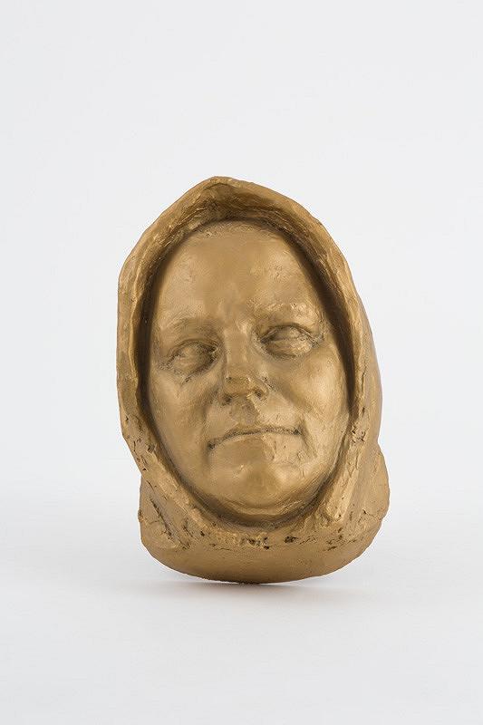Rudolf Pribiš – Štúdia k portrétu umelcovej matky