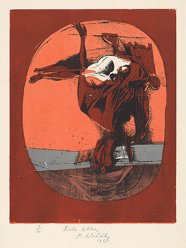 Vincent Hložník – Biela lebka