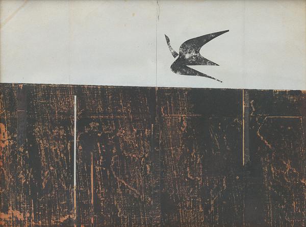 Andrej Barčík – Krajina s vtákom