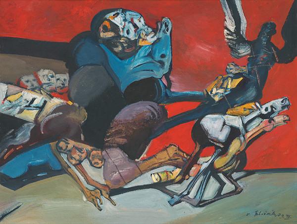 Vincent Hložník – Apokalyptickí jazdci