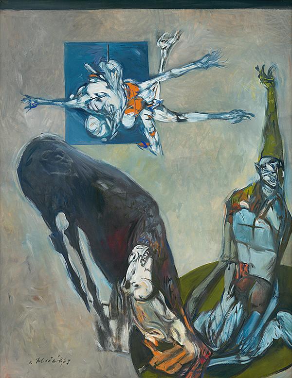 Vincent Hložník - V okne