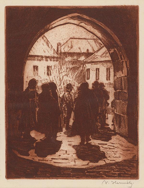 Viktor Hermély – Dolná brána
