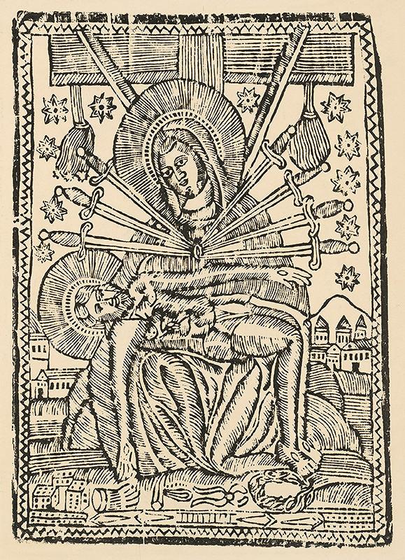 Imrich Spevák – Panna Mária Sedembolestná