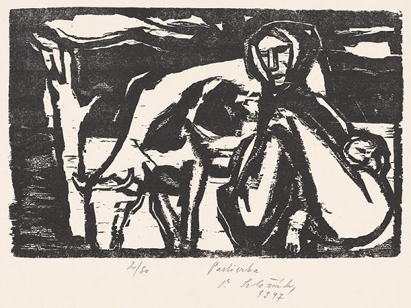 Vincent Hložník – Pastierka