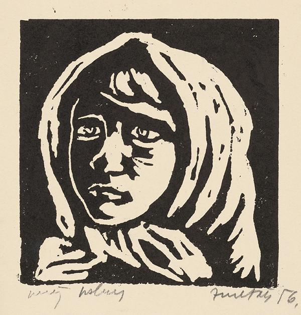 Ernest Zmeták – Dievčatko