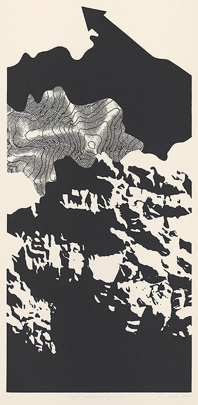 Rudolf Sikora - Z cyklu Topografie [Vojenská]