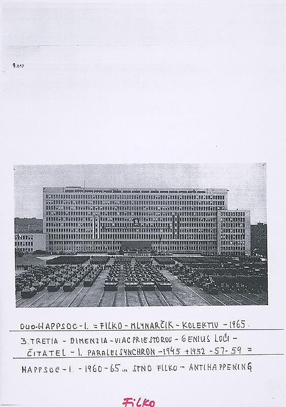Stanislav Filko – I. Happsoc (časť názvu)