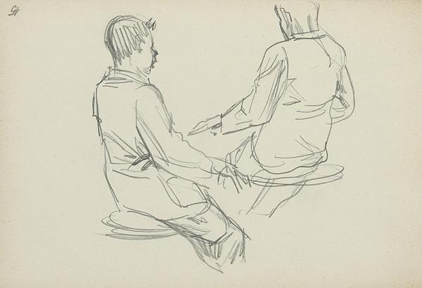 Jaroslav Vodrážka – Kresba č. 15
