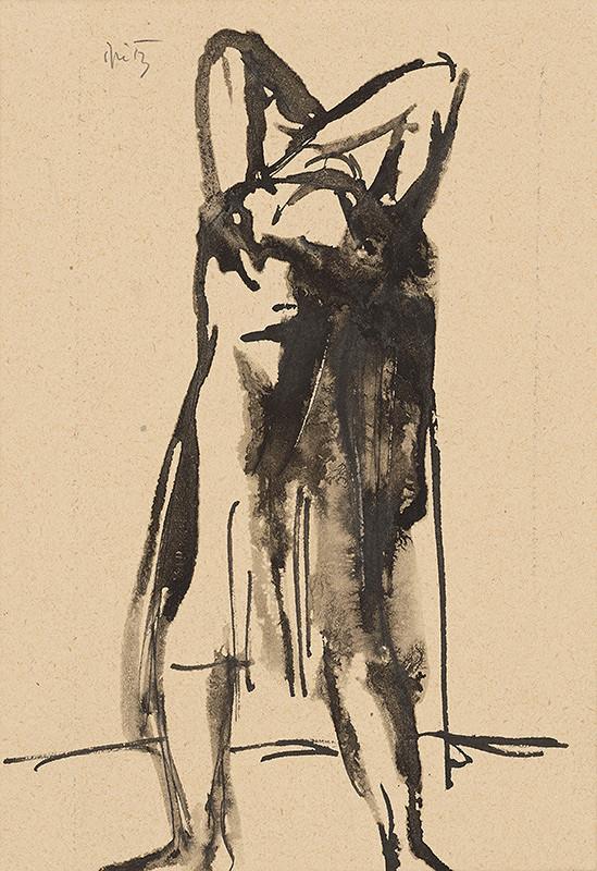 Ernest Špitz - Kresba I.
