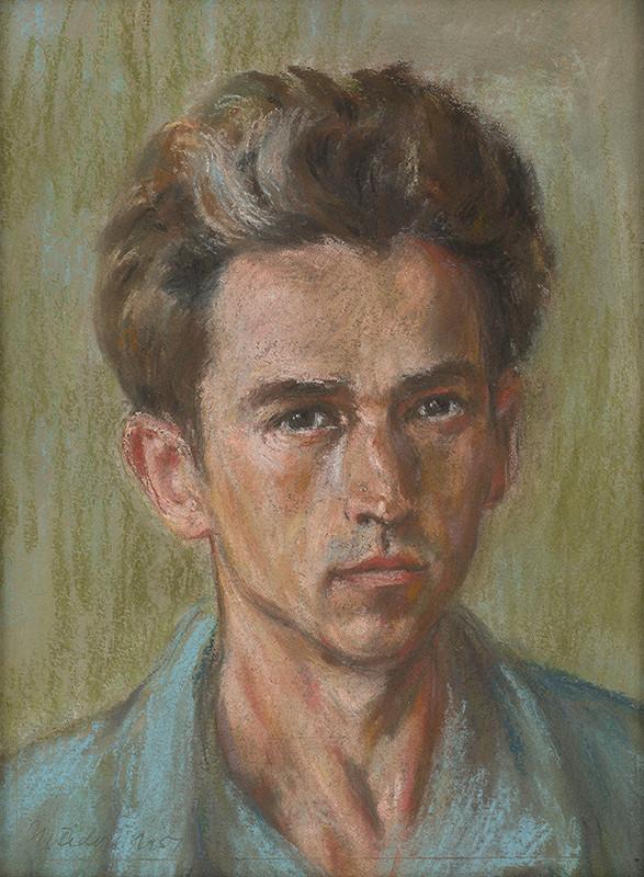 Jozef Fedora – Autoportrét
