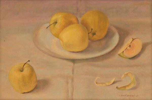 Emil Makovický – Žlté jabĺčka