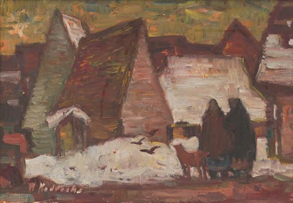 Mária Medvecká – Susedy