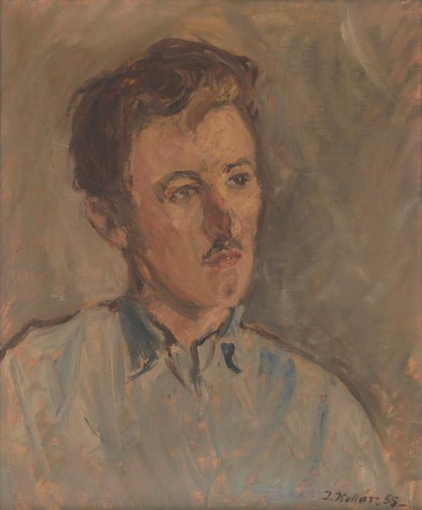 Jozef Kollár - Portrét L.Sikulu