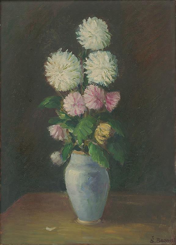 Štefan Bazovský - Kvety