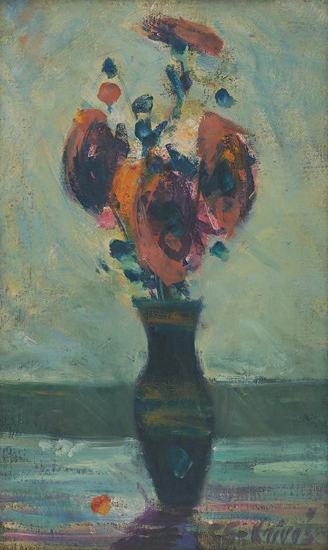 Rudolf Krivoš - Kvety