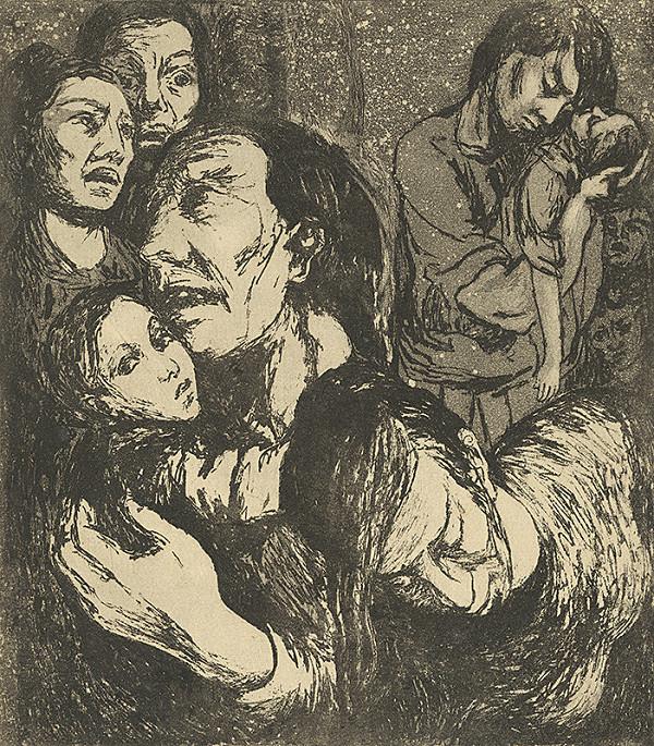 Mária Želibská – Ženy cez vojnu
