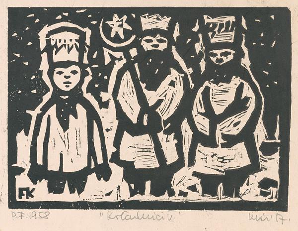 Fero Kráľ – Koľadníci V.- P.F.1958