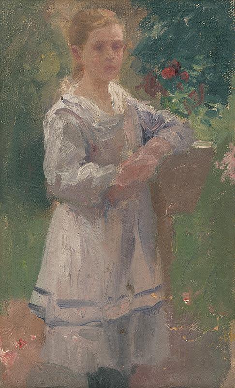 Maximilián Kurth – Štúdia umelcovej dcéry