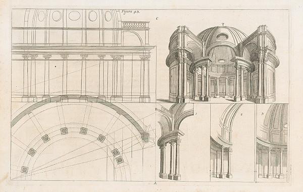Andrea Pozzo, Giacomo Böemo Komarek - Fig.43. - Kostol