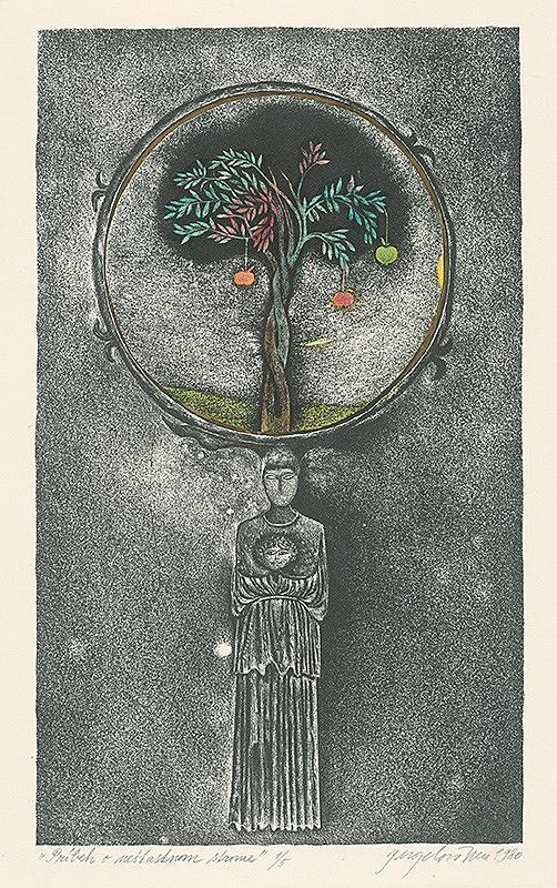 Viera Gergeľová – Príbeh o nešťastnom strome