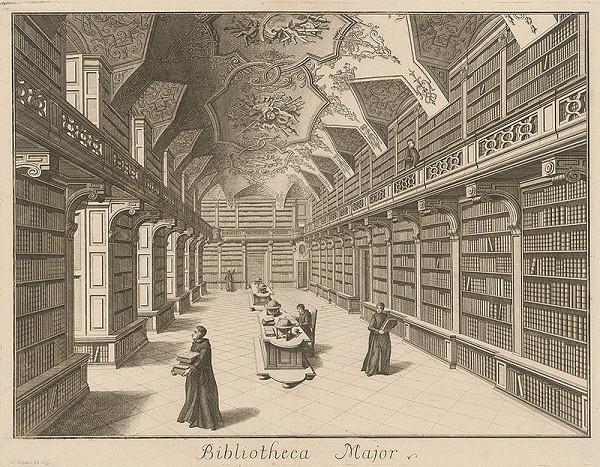 Salomon Kleiner – Bibliotheca Major