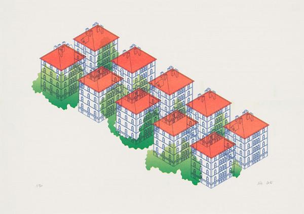 Ondrej Jób – Zehnhaus
