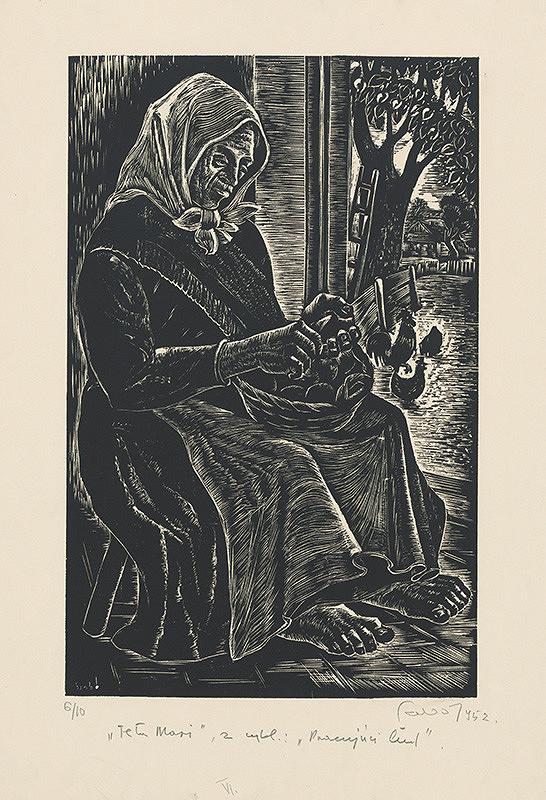 Július Szabó - Teta Mari