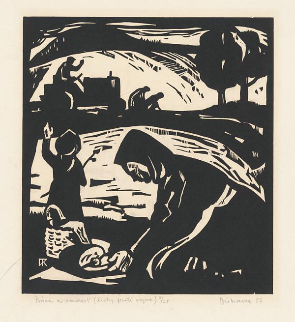 Robert Dúbravec - Práca a radosť