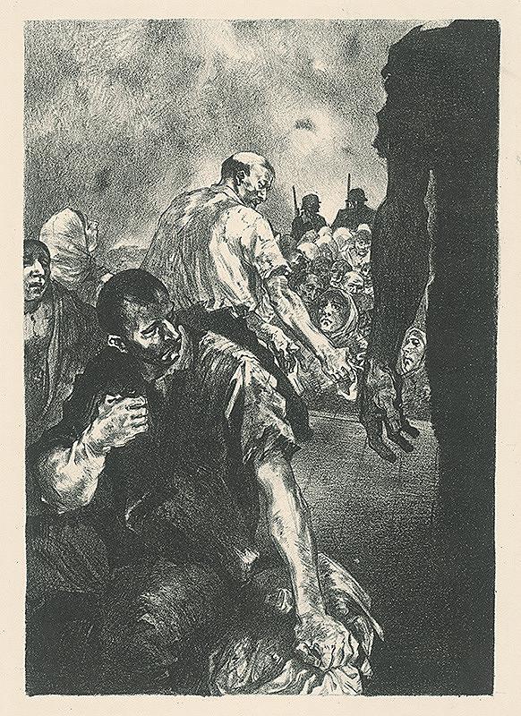 Vincent Hložník - Výstraha