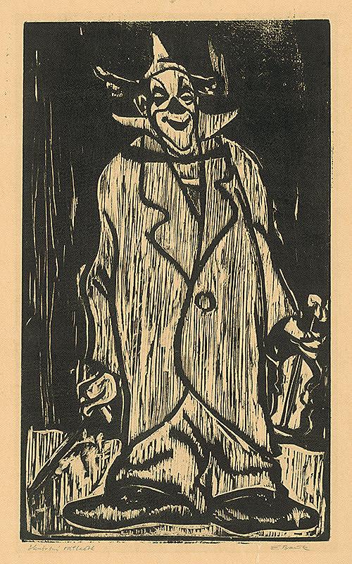 Emil Bačík – Clown