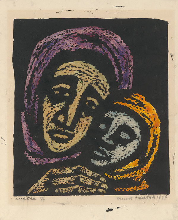 Ernest Zmeták – Matka