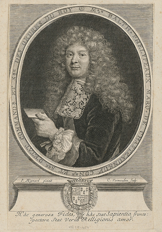 Cornelius Vermeulen, Paul Mignard – Balthasar Phélypeaux