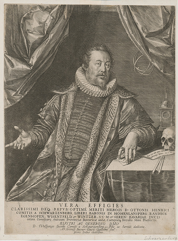 Jan Sadeler I. - Henricus Schwarzenberger