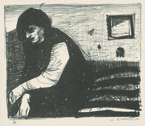 Vincent Hložník - Smútok