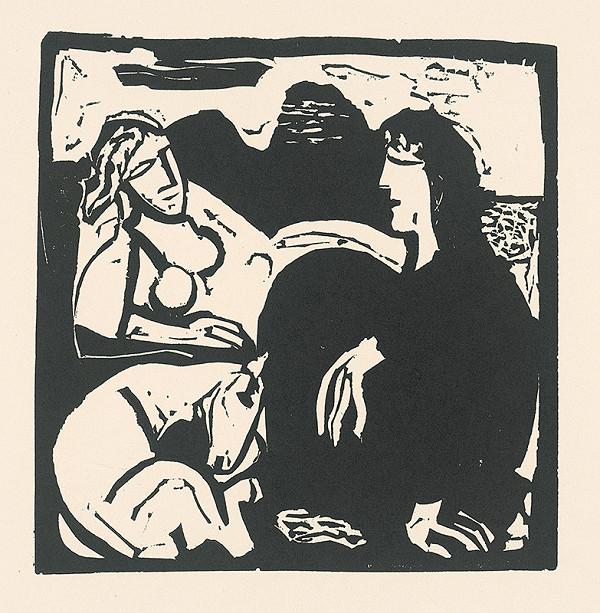 Vincent Hložník – Žena a básnik