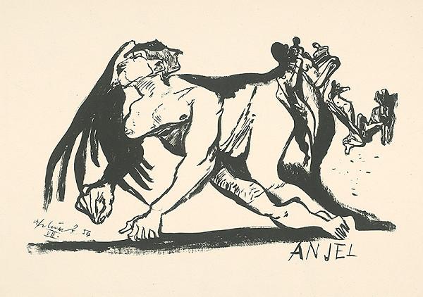 Vincent Hložník – Padlý anjel