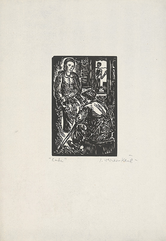 Imrich Weiner-Kráľ – Práca
