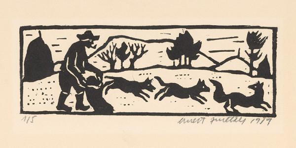 Ernest Zmeták – Sedliak,vlk a líška