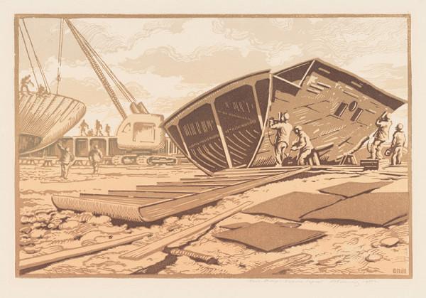 Olexandr  Sofonovyč Paščenko – V lodenici