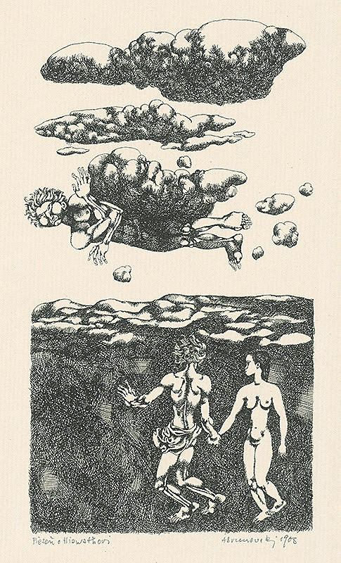 Albín Brunovský – Muž a žena