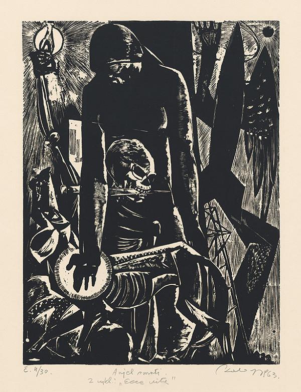 Július Szabó – Anjel smrti