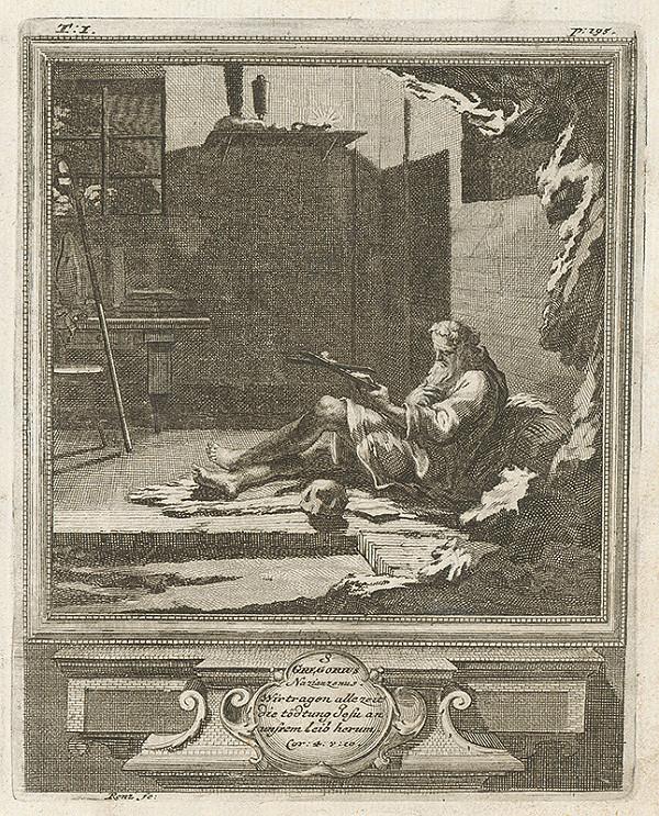 Michael Heinrich Rentz – Sv. Gregorius