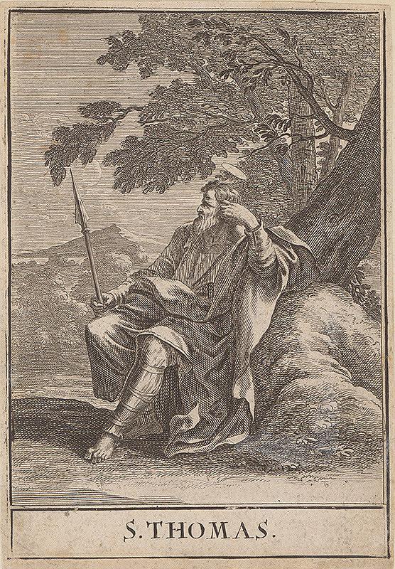 Christoph Weigel st. – Sv.Tomáš