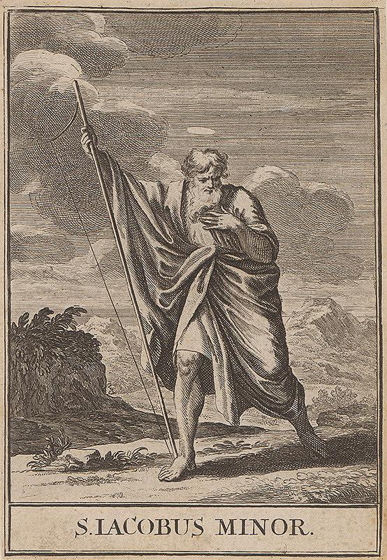Christoph Weigel st. – Sv. Jakub mladší