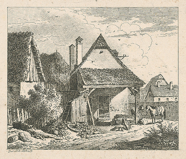 Johann Josef Schindler - Kováreň