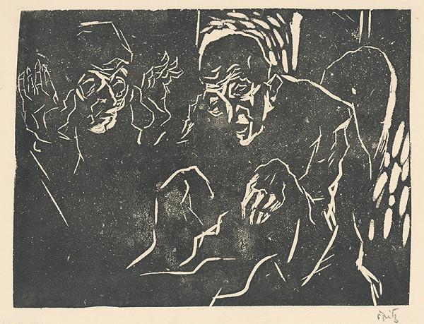 Ernest Špitz – Starci
