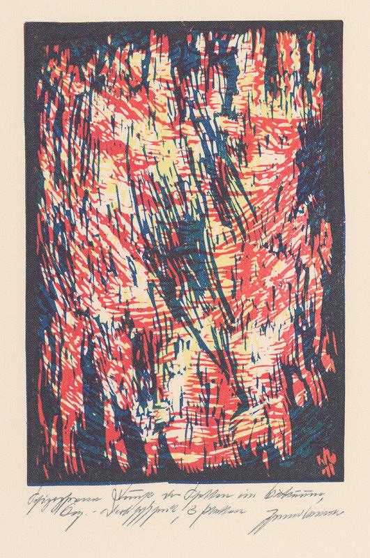 Johannes Brauer – Schizoprene Kunst,Der Schatten im Vakuum